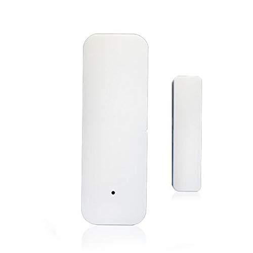 KCCCC Alarma de la Puerta Sensor DE Ventana DE Puertas WiFi Sistema DE Alarma DE PUERTAMIENTO DE PUERTAMIENTO Enviar Alerte AL Alerta DE ROTER para la Seguridad de los niños