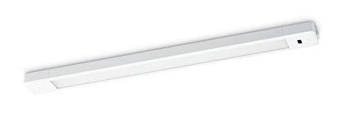 Prolight 237059012Gestell Pan Bewegungsmelder LED 12W Kunststoff weiß