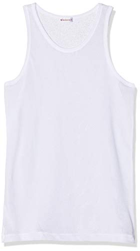 Eminence Herren Les CLASSIQUES Unterhemd, Weiß, S