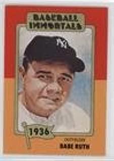 Best babe ruth baseball immortals cards Reviews
