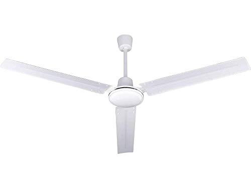 Effe Ventilatore da soffitto 3 Pale, Diametro 140cm, 5 velocità
