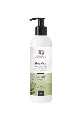 Crème corporelle Aloe Vera - Hydratante - 250ml