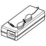 シャープ[SHARP] シャープブルーレイディスクプレーヤー用ACアダプター(004 600 0018) 【0046000018】