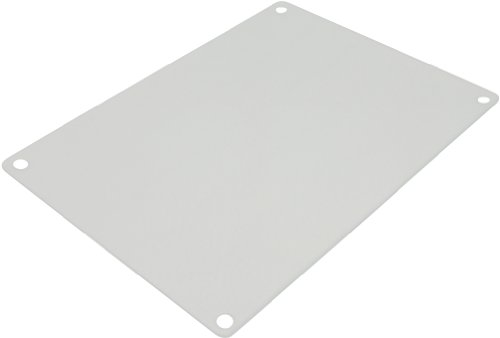 Metaltex 568535011 Tagliere in Vetro 35x25 cm