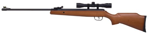 Crosman CO8M22X Optimus .22-Caliber Break Barrel Air Rifle With 4x32 Scope