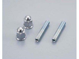 SHIFT UP (シフトアップ) ボルト&ナット ロングエキゾーストナット&スタッドボルト(M6x35)セット モンキー/ゴリラ 920538