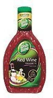Wish-Bone Red Wine Vinaigrette w/Extra Virgin Olive Oil-16 oz by Wish-Bone