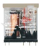 G2RV-1-S 21VDC   G2RV-1-S DC21   225267   OMRON RELAY SPCO 6A CONTACTS REPLACEMENT SPARE FOR G2RV-SL*00 (RELAY ONLY), 24VDC OR 24VAC/DC