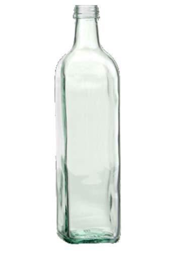 MARASCA Flasche 100 cm D.24 X 15 transparent