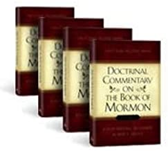 DOCTRINAL COMMENTARY ON THE BOOK OF MORMON (4 VOL. SET) I-IV