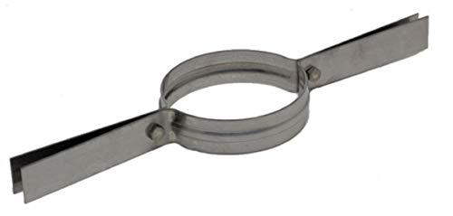 collier de fixation inox d 125/131 066125 - ten 066125