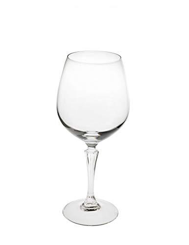 BRANDANI Set 6 Calici Degustazione Bacco Crystal Glass