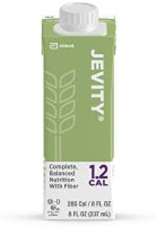 Jevity Jevity 1.2 Cal With Fiber Oral Supplement, Case Of 24, 8 Fluid Ounce