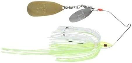 Luck E Strike RCSB12-315-1 Rick Clunn Trickster Spinner Bait, 1/2