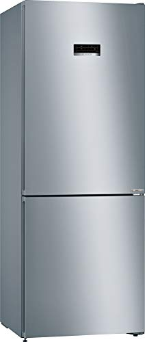 Bosch 415 L 2 Star (2020) Frost Free Double Door Refrigerator (KGN46XL40I, Stainless steel look, Bottom Freezer)