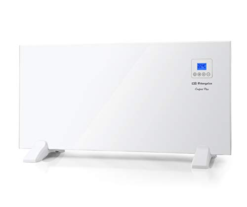Orbegozo REH 1500 Panel Radiante Digital, Potencia 1500W, programable