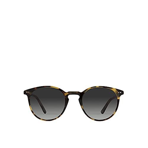 MO Gafas De Sol Polarizadas Sun Rx 189A A De Hombre Y Mujer. Gafas Redondas De Color Carey