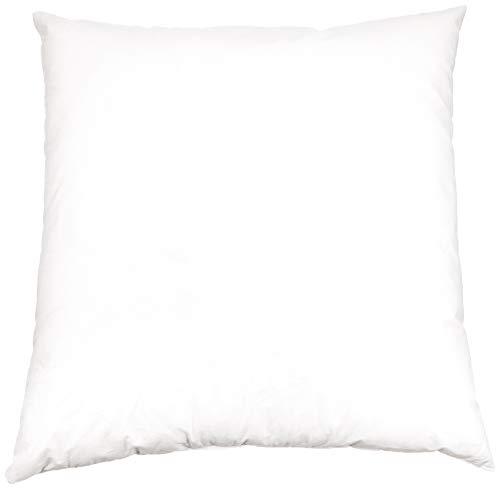 Künsemüller Kissen, Baumwolle, weiß, 40x40