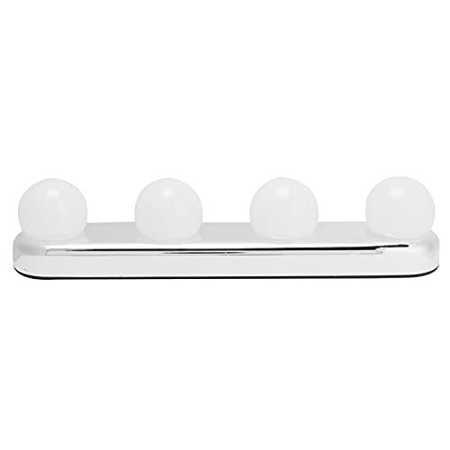 Surebuy Suministros para el hogar, fácil instalación 12.0x2.4x2.6in Luces LED de Maquillaje...