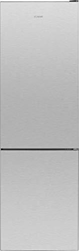 Bomann KG 7304 Kühl-Gefrierkombination / EEK A++ / Kühlen 180 L/Gefrieren 70 L/Höhe 180 cm/Breite 54 cm / 202 kWh/Jahr / Total No Frost / multiAirflow-System