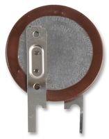 Panasonic Electronic Components Vl2020-1vce Batterie rechargeable Lithium Vanadium Pentoxyde 20 mAh 3 V 20 broches PCB 20 mm