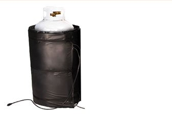 Sale!! Power Blanket 30 Lb Propane Cylinder Warmer