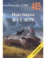 Tank Power Nr 485 hotchkiss h35/h39 - Janusz Ledwoch [KSIÄĹťKA]