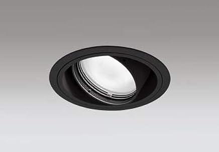 ODELIC LED高効率ユニバーサルダウンライト CDM-T70W相当 ブラック 35° 埋込穴Φ125mm 白色 4000K M形 一般型 専用調光器対応 XD402288 (電源?調光器?信号線別売)