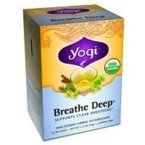 Yogi -3pack Yogi Breathe Deep Tea - 3x16 bag by Yogi Teas