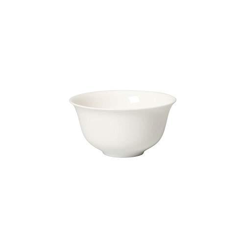 Villeroy & Boch Royal Bol à riz, Porcelaine Premium Bone, Blanc