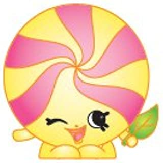 Shopkins Season 2 #2-054 Pink Minnie Mintie (Ultra Rare)