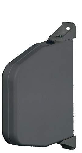 TESO Gurtwickler Aufputz, Standard, in der Farbe braun/ohne Gurt (084641) (ohne Gurt, braun)