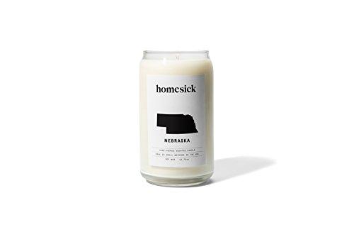 Homesick Scented Candle, Nebraska