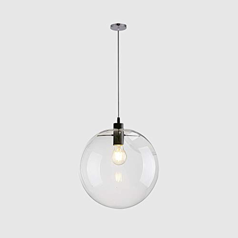 Einfache moderne Glaskugel-Pendelleuchte E27 Art Deco Europe Hngelampe Nordic Chrom Küche Restaurant Pendelleuchte Luxus Europische Wohnzimmer Galerie Kommerzielle Kronleuchter