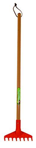 Spear & Jackson 50261 Râteau Enfant Plastique, Rouge