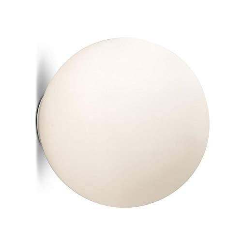 Artemide Dioscuri Wand-/Deckenlampe 35, Weiß