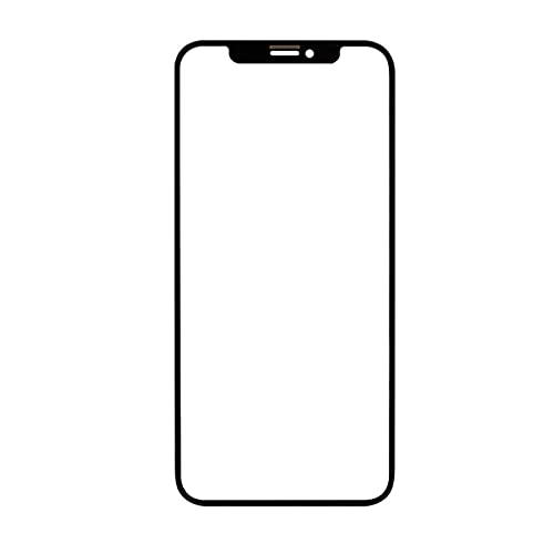 Best Shopper - Replacement Front Top Glass Outer Screen Glass Lens for Apple iPhone 12 / iPhone 12 Pro