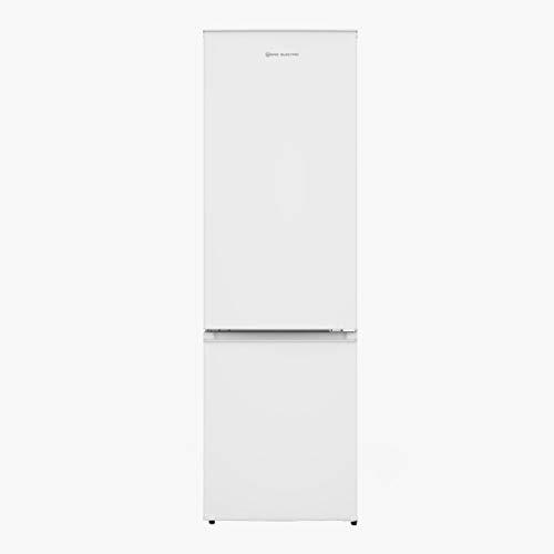 EAS ELECTRIC SMART TECHNOLOGY   EMC1856W1  Frigorífico Combi   Color Blanco   178x55 cm F/A+ Inox   Cajón verdulero   Iluminación LED interior   Refrigerador 197 litros Congelador 71 litros