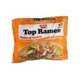 Top Ramen Oriental Chicken Noodle (Pack of 6)