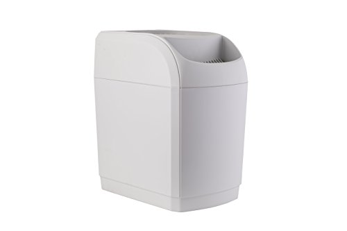 AIRCARE SS390DWHT, White Space-Saver Evaporative Humidifier