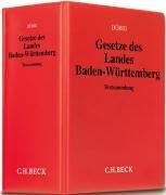 Gesetze des Landes Baden-Württemberg: Rechtsstand: 1. Juli 2020