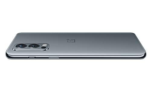 OnePlus Nord 2 5G 12 GB RAM 256 GB SIM-freies Smartphone mit Dreifachkamera und 65W Warp Charge - 2 Jahre Garantie - Grey Sierra - 6