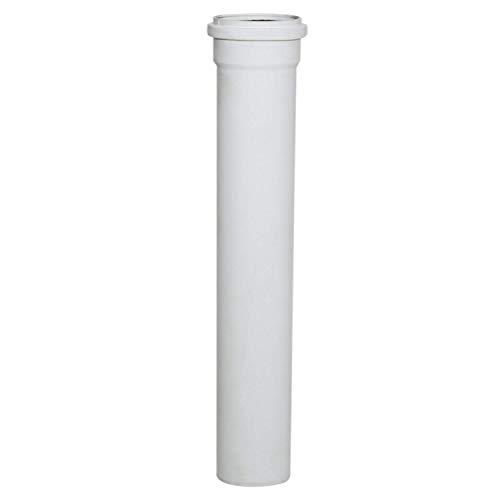 MKK - 19601-002 - HT-Rohr DN 32 Länge 0,25 m - 1 m Abwassersystem Rohre Abflussrohr Abwasser weiß 0,5 m