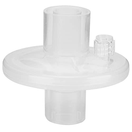 Voluxe Filtro de la máquina de respiración, Filtro práctico Transparente para la máquina de anestesia para el Ventilador(White Filter)