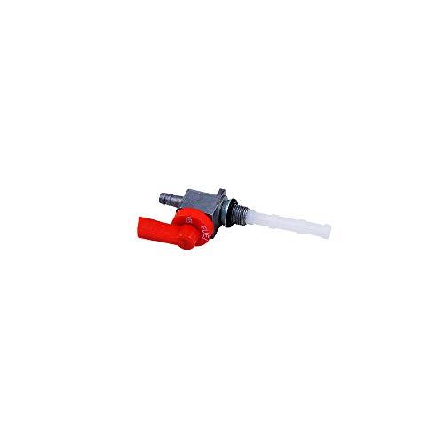 Motodak Robinet Essence Cyclo Compatible avec 103 Reservoir 3l7 et 101/102/104/105 - indicateur Rouge - CEE