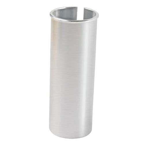 Sharplace Buje de Poste de Asiento Plegable de Aleación de Aluminio Duradero de Primera Calidad