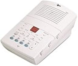 AT&T 1725 Digital Answering Machine with 24 Minutes Recording Time