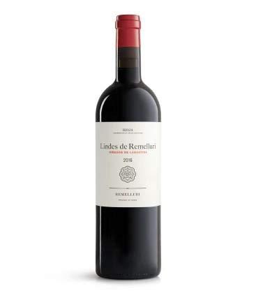 Vino Rioja Lindes de Remelluri Viñedos la Bastida (2016)