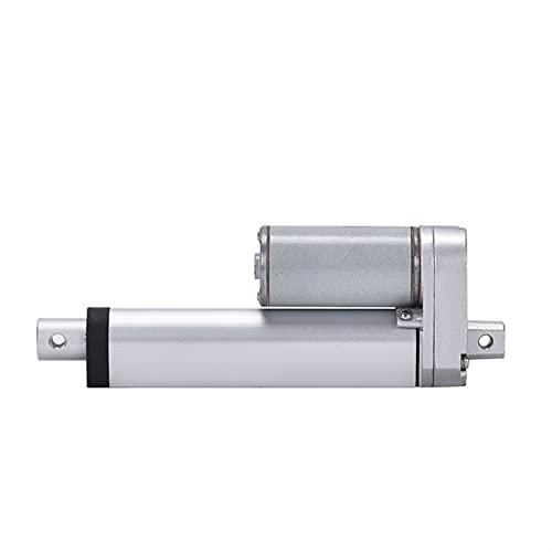 Pilang zxxin-Actuador Lineal Duradero, DC12V 1000mm, Bloqueo de Cama Micro Motor Motor Rod de Mesa de elevación, Actuador Eléctrico, Actuador Lineal Alternativo