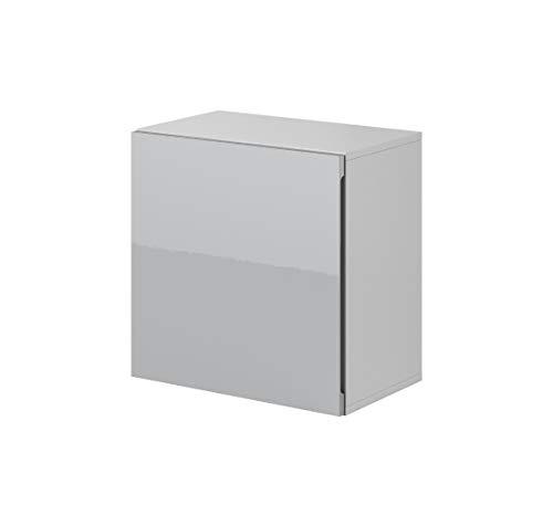 Bianco 120 cm Armadio Alto Fay E-Com